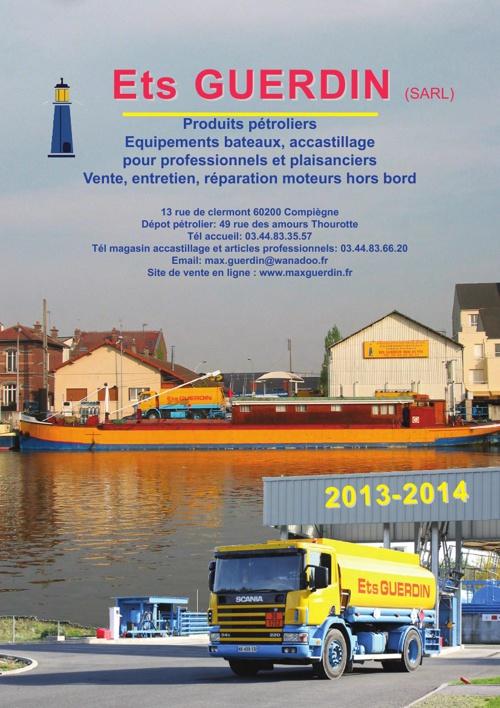 Max GUERDIN - Catalogue 2013