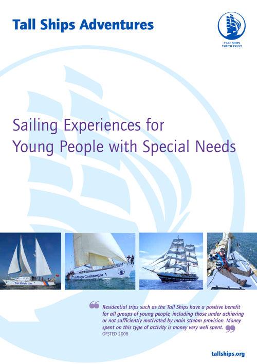 Special Needs Brochure