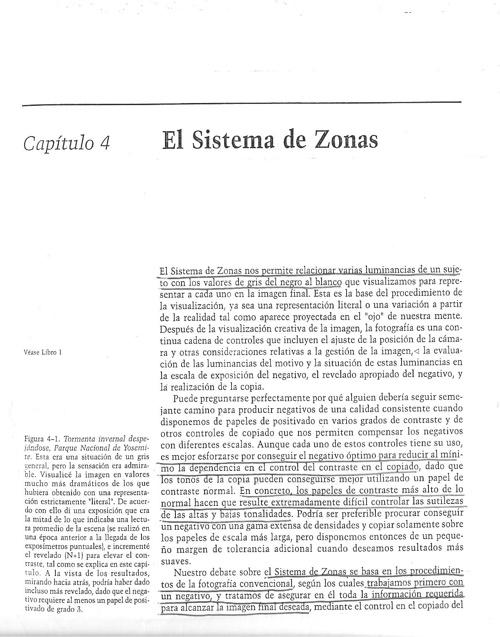 Capitulo 4 - El sistema de zonas - Parte 1