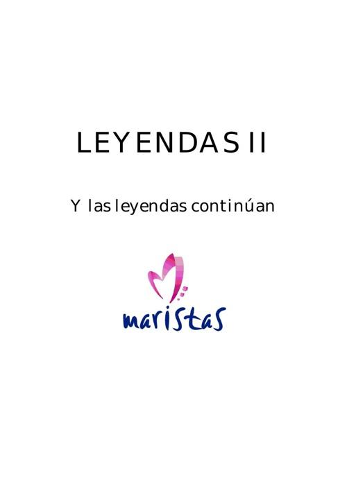 LEYENDAS  II