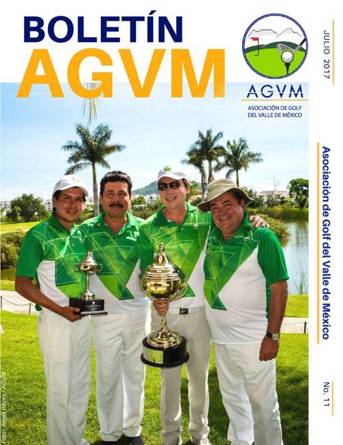 Boletín AGVM · No.11 · JULIO 2017