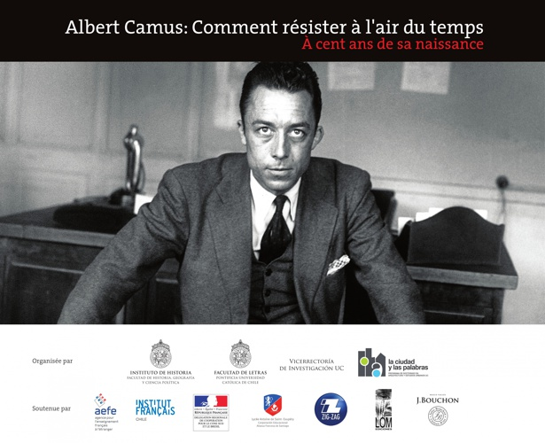 Exposition Albert Camus 2013: Comment résister à l'air du temps