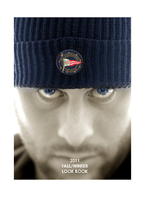 Yacht Club de Monaco Collection  -  Fall/Winter 2011