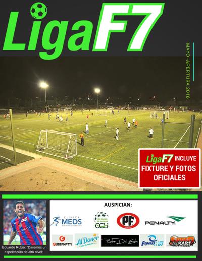 LIGA F7-RANCAGUA