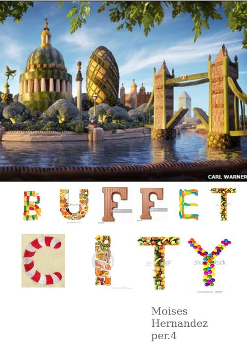 welcome to buffet city