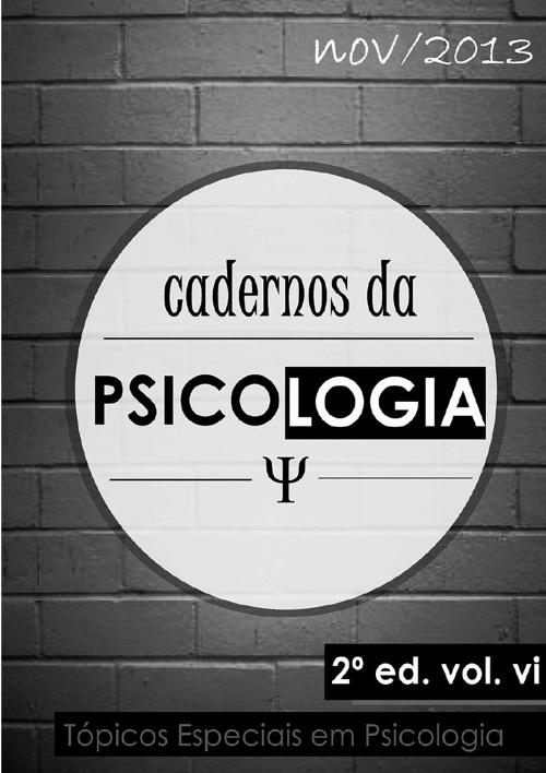 Cadernos da Psicologia (Cinza)