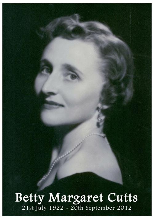 Betty Cutts