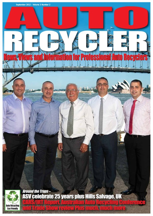 Auto Recycler September 2012