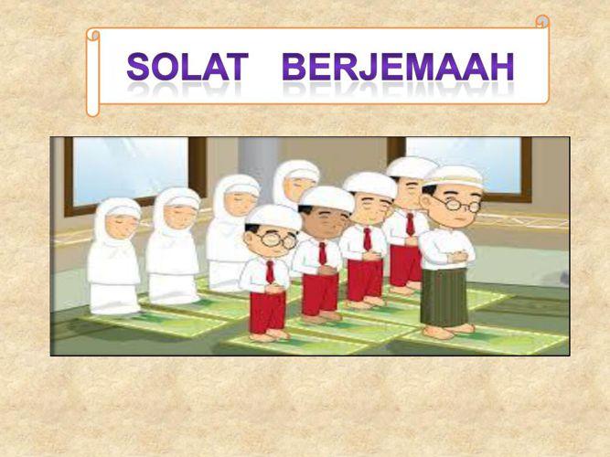 SOLAT  BERJEMAAH