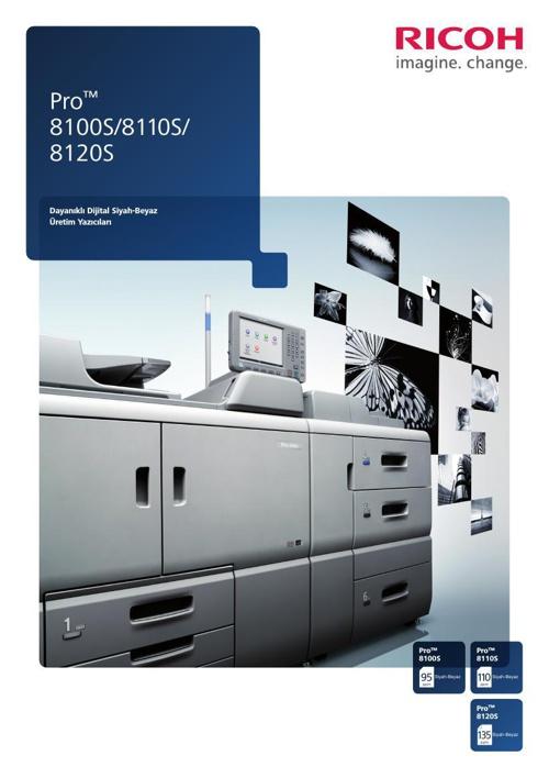 Ricoh Pro 8100