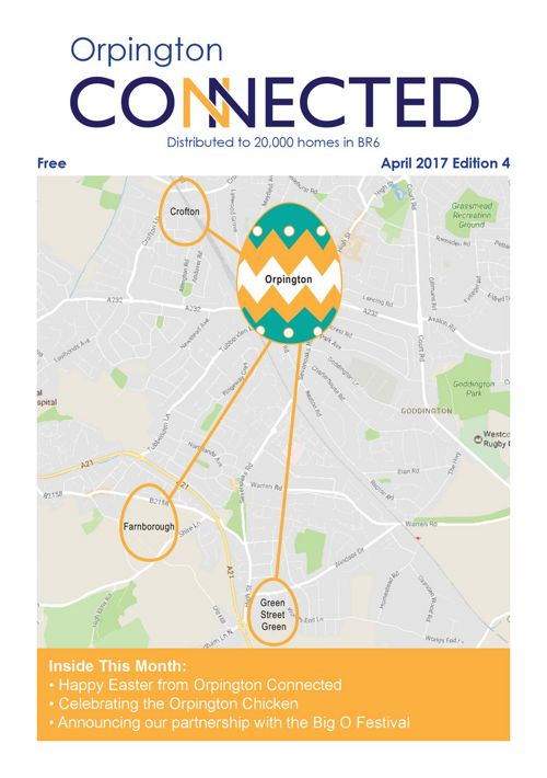Orpington Connected April 2017 Edition