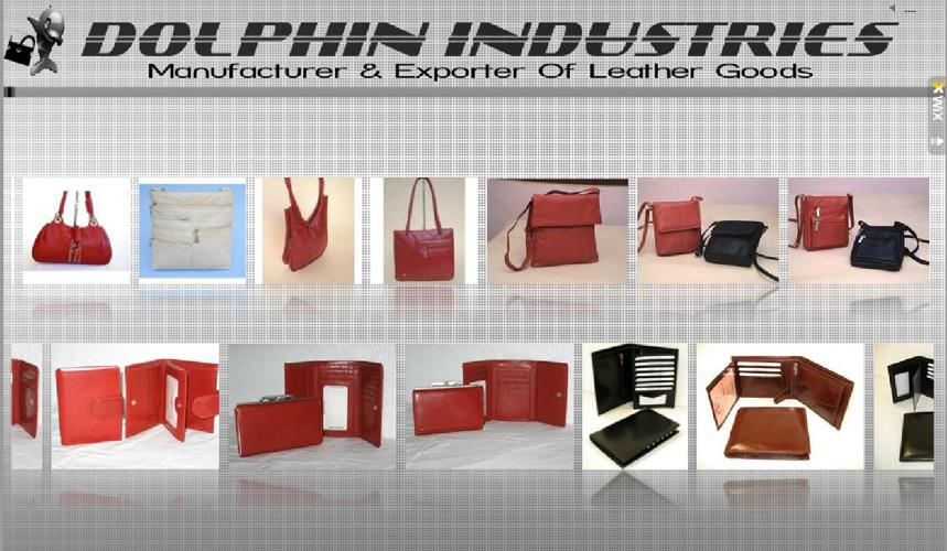 DOLPHIN INDUSTRIES FLIP BOOK