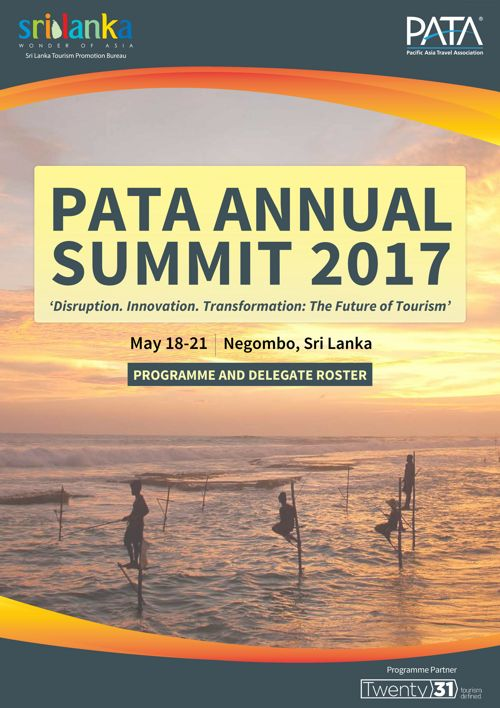 PATA Annual Summit 2017 - Programme and Delegate Roster