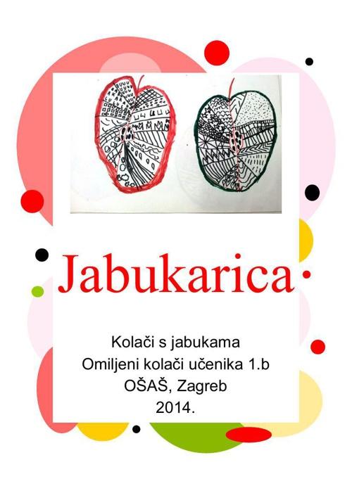 Jabukarica 1.b