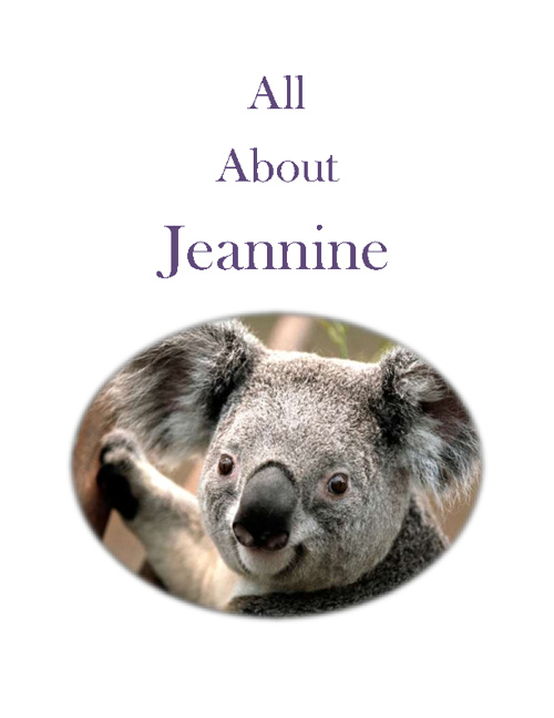 All About Jeannine