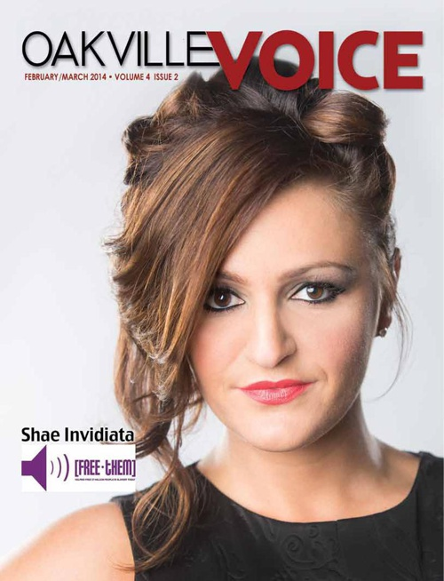 Oakville Voice Feb/Mar 2014