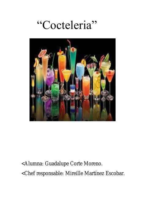 Cocteleria