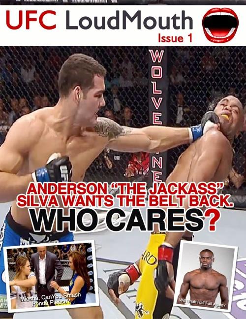 UFC LoudMouth 1