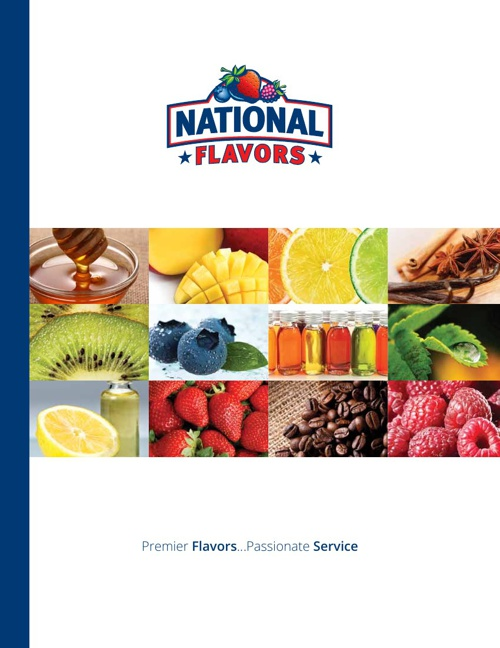 National Flavors Brochure