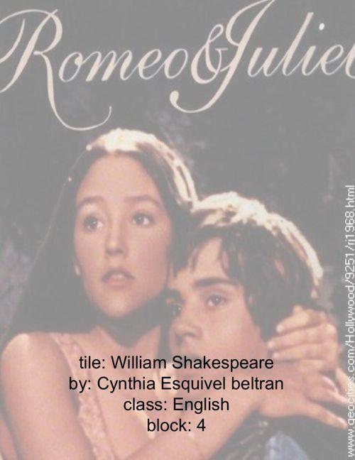 Romero and Juliet scrapbook