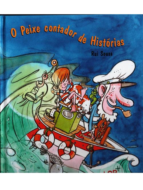 O Peixe Contador de Histórias