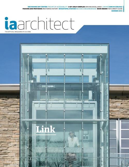 Iowa Architect Summer 2014