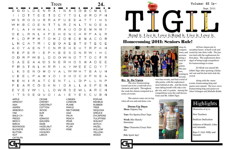 tigil. september issue.