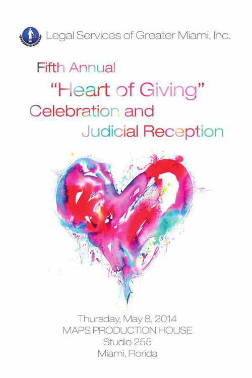 Heart of Giving 2014 Program Journal