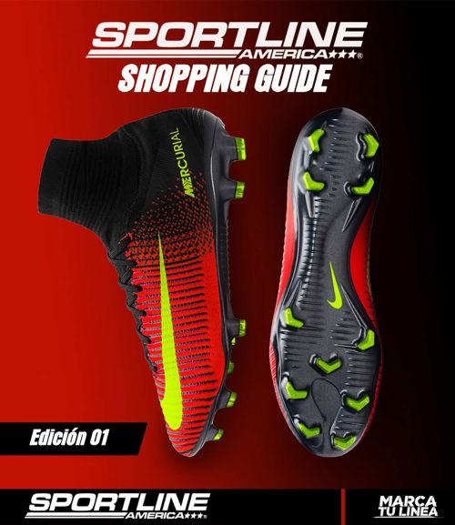 Sportline America Shopping Guide Primera Edicion