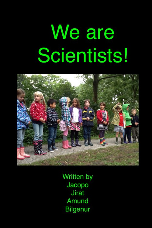 We are Scientists by Jacopo, Jirat, Amund and Bilgenur