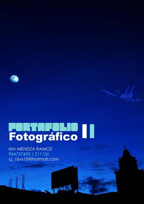 Portafolio fotográfico II