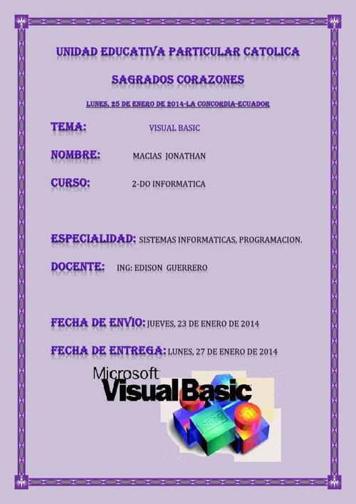 Como Utilizar Visual Basic