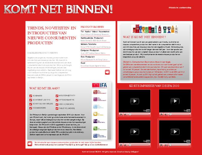 Portfolio Websites C