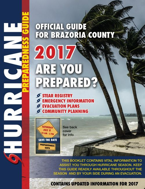 Brazoria County Emergency Management Hurricand Guid FLIPBOOK