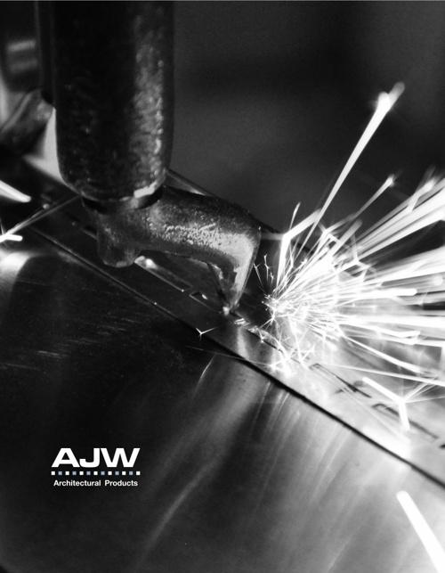 AJW - Brochure cover