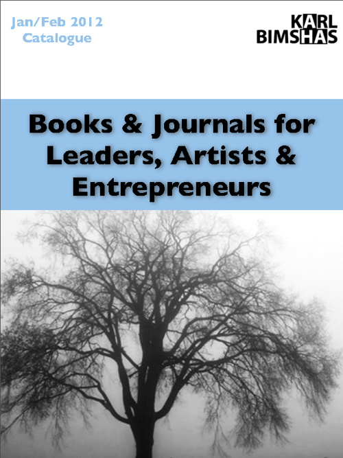 Books & Journals for Leaders, Artists & Entrepreneurs