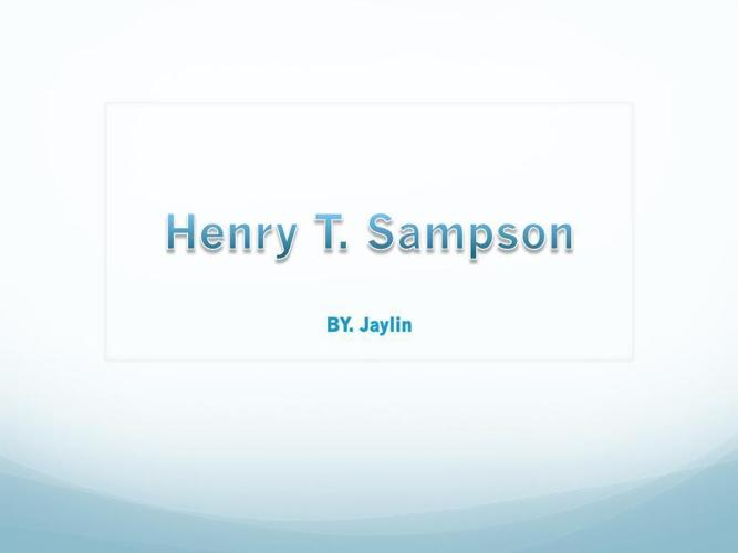 Henry T. Samson