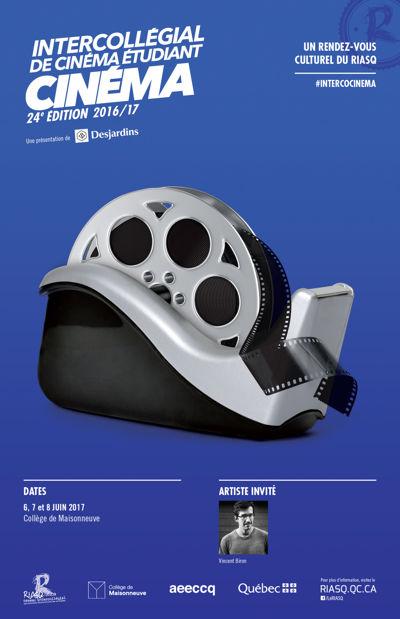 24e édition de l'Intercollégial de cinéma étudiant