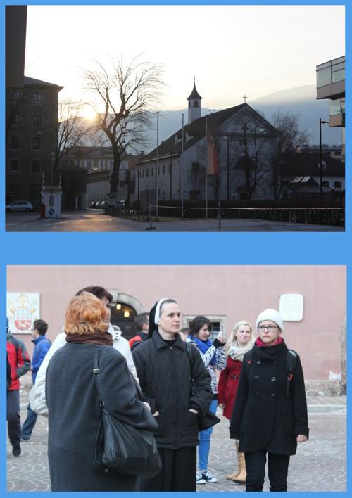 Gymnázium sv. Františka v Žiline na výlete do Štrasburgu, Eurosc