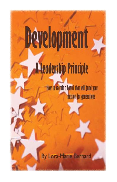 Development: A Leadership Principle