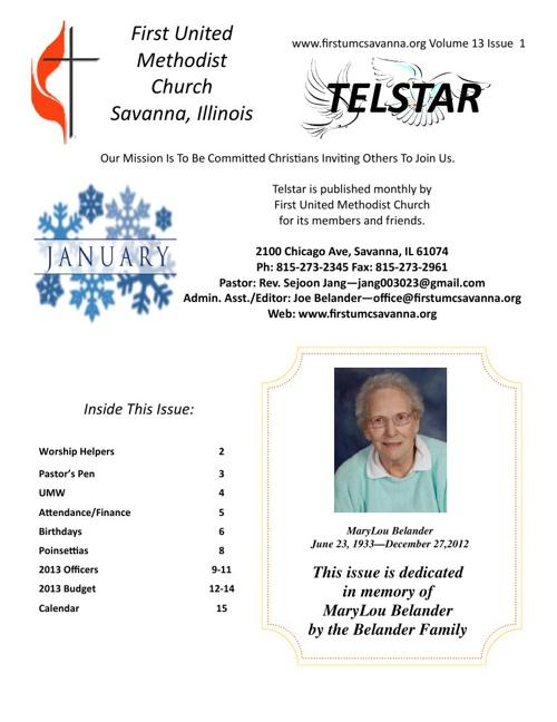 Telstar 2013