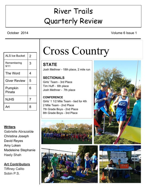 RTMS Review Oct 2014