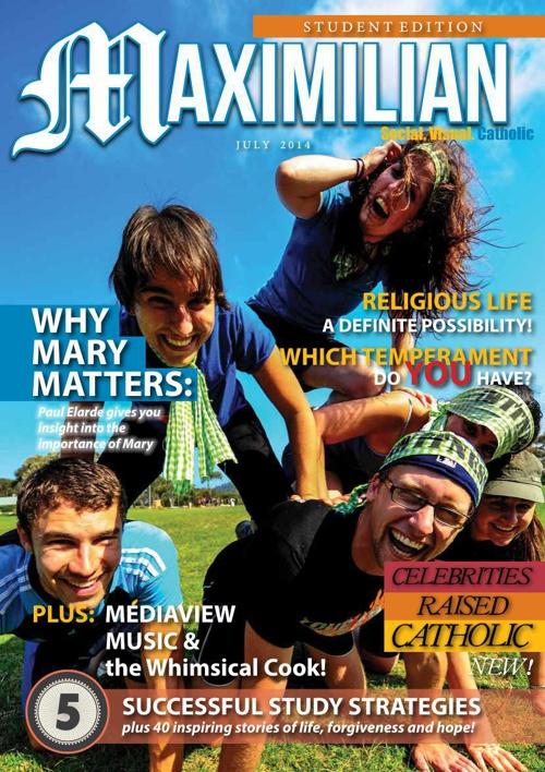 Maximilian Magazine JULY Edition Preview