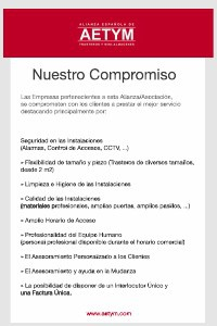 AETYM - TRASTEROS EN ESPAÑA