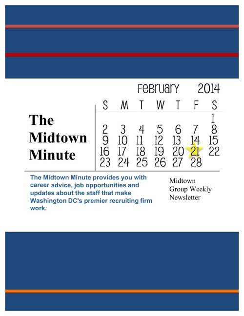 The Midtown Minute (22nd Edition)