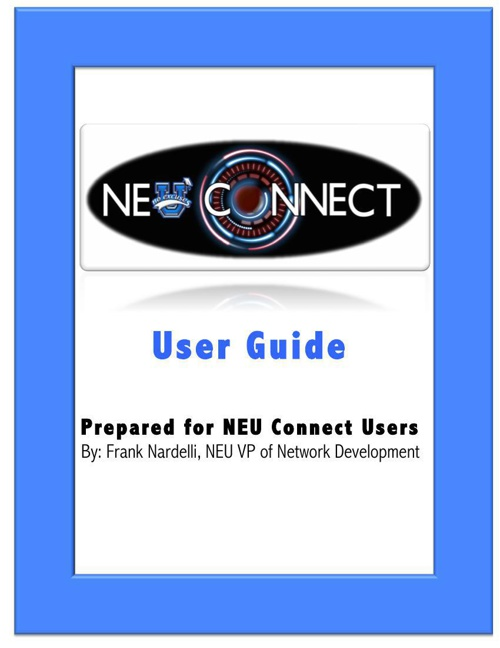 NEU Connect User Guide
