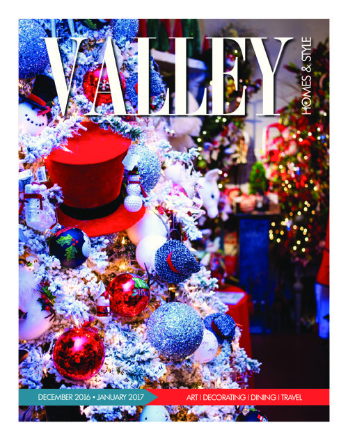 Valley Homes & Style December 2016 - January 2017