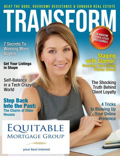 Transform Issue Eight