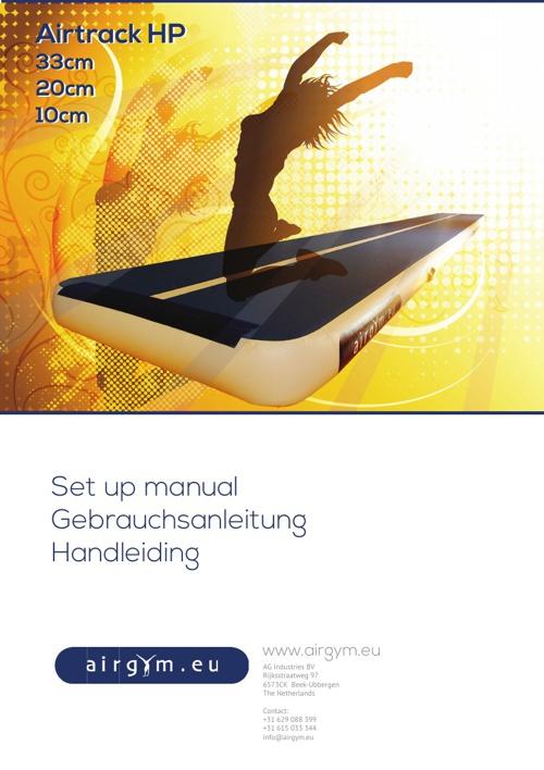Airgym manual