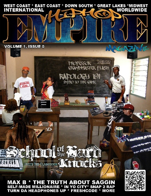 Hip Hop Empire Magazine Issue 0